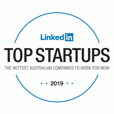 Linkedin Top startups award